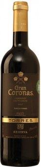 Víno Gran Coronas Torres