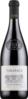 Víno Gran Reserva Viňa Tarapaca