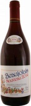 Víno Grand Chais de France Beaujolais Nouveau