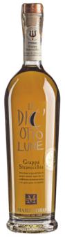 Víno Grappa Le Diciotto Lune Marzadro