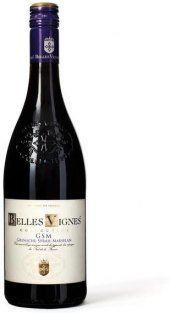 Víno Grenache - Syrah - Marselen Belles Vignes