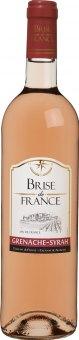 Víno Grenache-Syrah rosé Brise de France