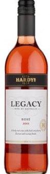 Víno Rosé Legacy Hardys