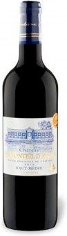 Víno Haut-Médoc Château le Monteil d' Arsac