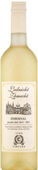 Víno Hibernal Bio Lednické Zámecké Cibulka - pozdní sběr