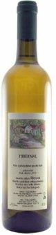 Víno Hibernal Vinařství František Mádl - pozdní sběr