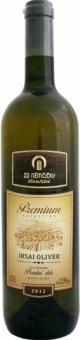 Víno Irsai Oliver Premium Vinařství ZD Němčičky - pozdní sběr
