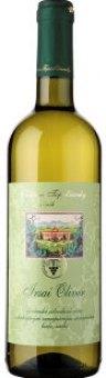 Víno Irsai Oliver Chateau Topolčianky