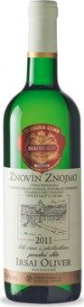 Víno Irsai Oliver Znovín Znojmo - pozdní sběr