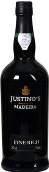 Víno Madeira Fine Rich 3 YO Justino's