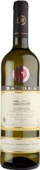 Víno Kerner Vinařství Baloun - pozdní sběr