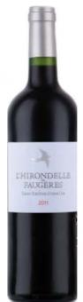 Víno červené Saint-Emilion Grand Cru 2011 Château L'Hirondelle de Faugéres