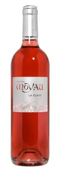 Víno La Clape Rosé Moyau