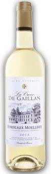 Víno La Croix de Gaillan Bordeaux
