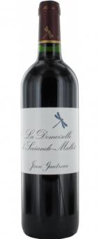 Víno La Demoiselle Sociando - Mallet Haut Médoc 2011