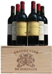 Víno Les Grands Vins de Bordeaux
