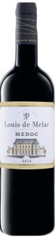Víno Louis de Melas Medoc