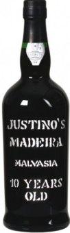 Víno Madeira Malvasia 10 YO Justino's