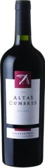 Víno Malbec Altas Cumbres