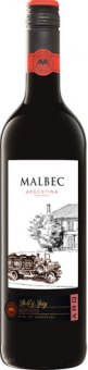Víno Malbec Argentina Cimarosa