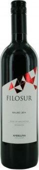 Víno Malbec Filosur Andeluna