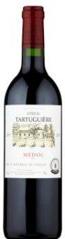 Víno Médoc Château Tartuguière
