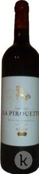 Víno Médoc Chateau La Pirouette