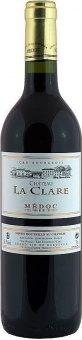 Víno Médoc Cru Bourgeois Chateau La Clare