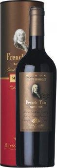 Víno Médoc French Tom - dárkové balení