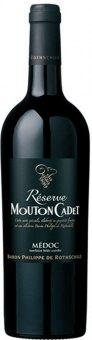 Víno Médoc Reserve Mouton Cadet Baron Philippe de Rothschild