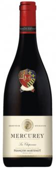 Víno Mercurey Francois Martenot