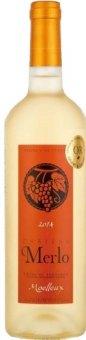 Víno Merlo Chateau Cotes de Bergerac Moelleux