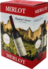 Víno Merlot - bag in box