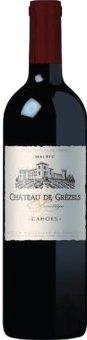 Víno Merlot Cahors Malbec Chateau De Grézels
