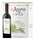 Víno Merlot Campo de Chile - bag in box