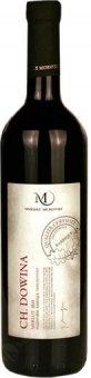 Víno Merlot Chateau Dowina Vinselekt Michlovský - pozdní sběr