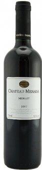 Víno Merlot Chateau Menada