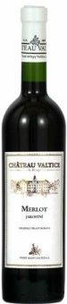 Víno Merlot Chateau Valtice - pozdní sběr