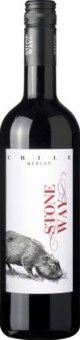 Víno Merlot Chile Stoneway