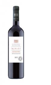 Víno Merlot Classicus Selection Csányi Pincészet Villány
