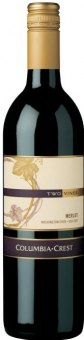 Víno Merlot Columbia Crest Two Vines