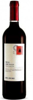 Víno Merlot Delle Venezie Delibori