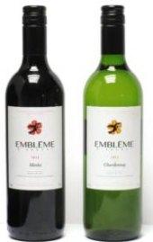 Víno Merlot Embleme