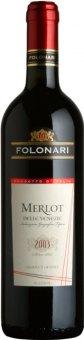 Víno Merlot Folonari