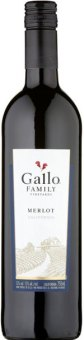 Víno Merlot Gallo Family Vineyards