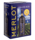 Víno Merlot Grand Sud - bag in box