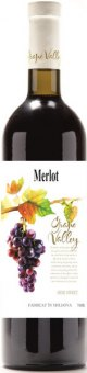 Víno Merlot Grape Valley