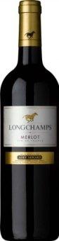 Víno Merlot Longchamps Bardinet Vins