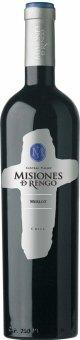 Víno Merlot Misiones de Rengo