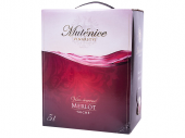 Víno Merlot Mutěnice - bag in box